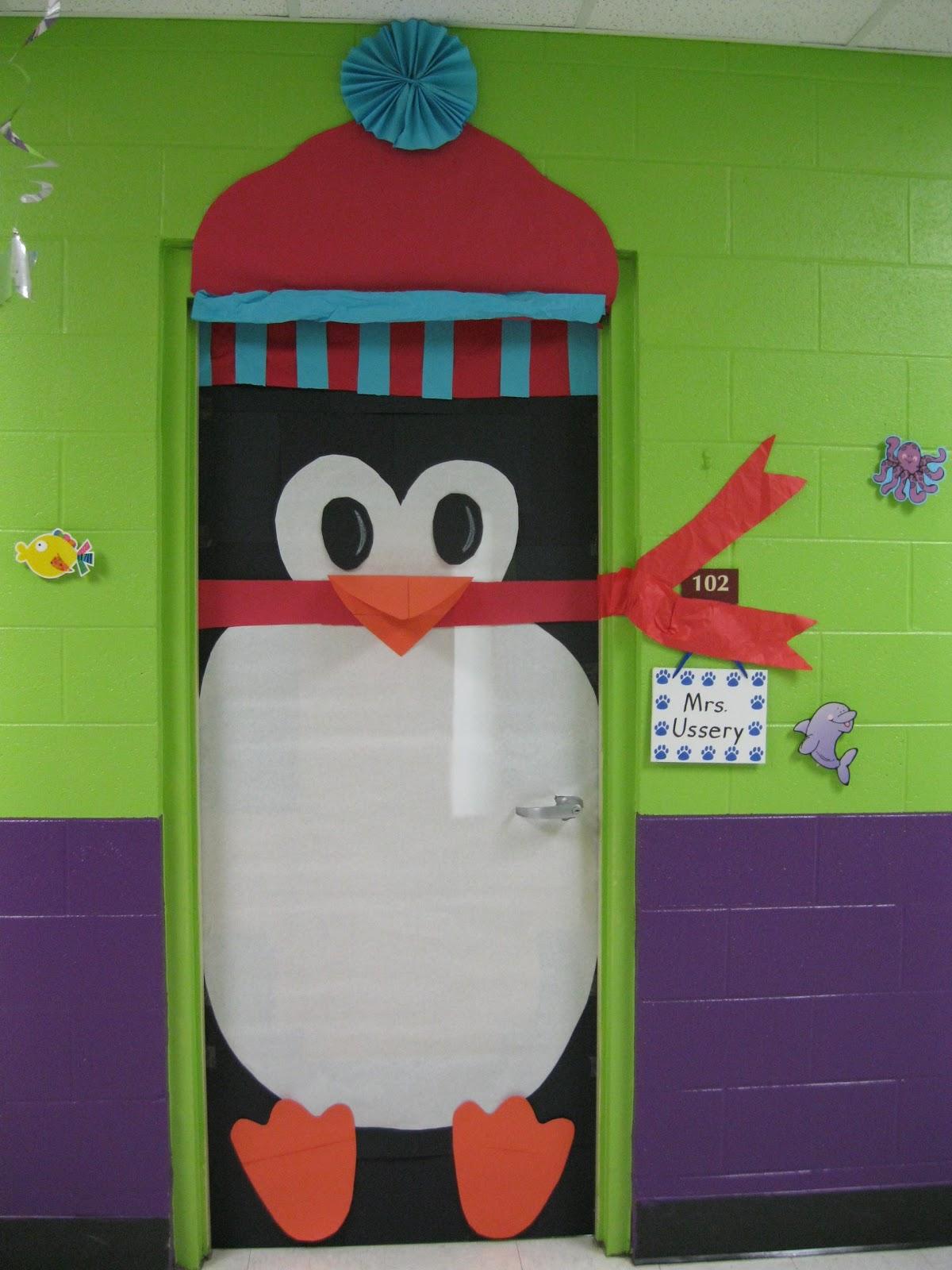 Mrs. Ussery's Second Grade Class: Our Door